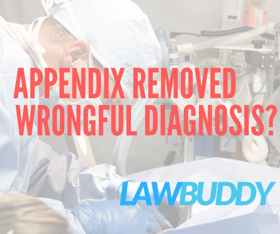 wrong diagnosis legal action